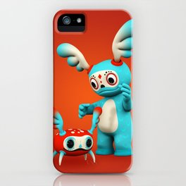 Zupo's Quest iPhone Case