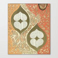 Love knot #1 Canvas Print