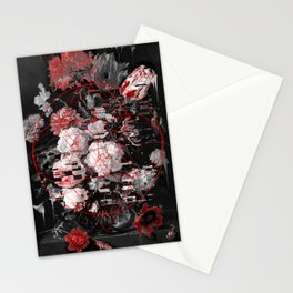 Sacred Flowers 2018 Stationery Cards
