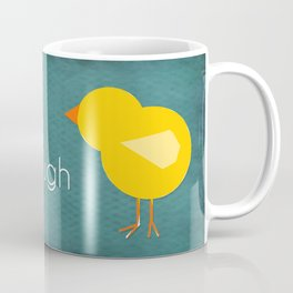 One Tough Chick Coffee Mug