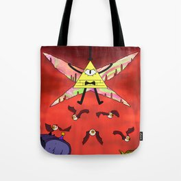 Welcome One and All Tote Bag