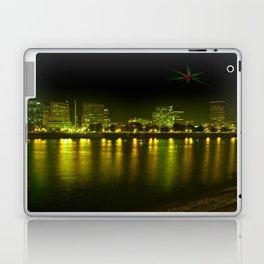 emerald city of roses Laptop & iPad Skin