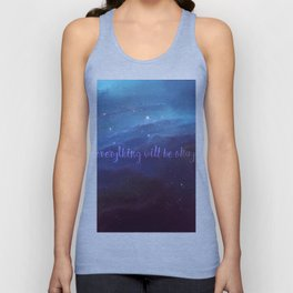 Everything Will Be Okay Unisex Tank Top