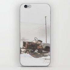 Desolate iPhone & iPod Skin