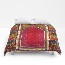Karadag Antique Turkish Niche Carpet Comforters