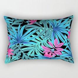 Pretty Leaves 4A Rectangular Pillow