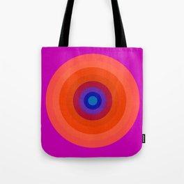 Lighter Bullseye Tote Bag