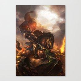 LW 04 Canvas Print