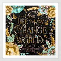 ACOWAR - One Life Art Print