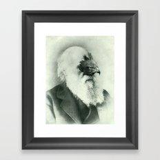 The Origin Framed Art Print