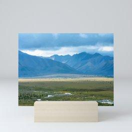 The Last Frontier, Denali National Park Mini Art Print