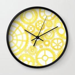 #46. FEIFEI - Gears Wall Clock