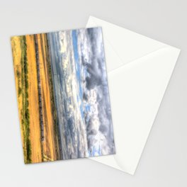 Countryside Train  Stationery Cards