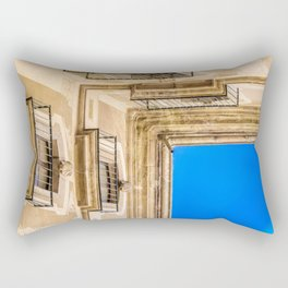 Architectural angle Rectangular Pillow