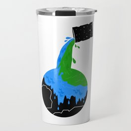 RECYCLE EARTH Travel Mug