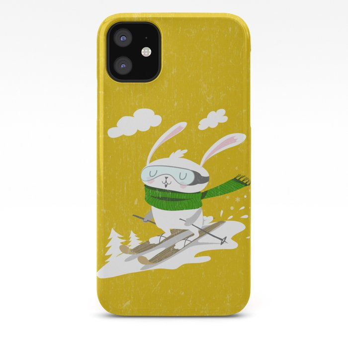 Bunny Honey iphone case