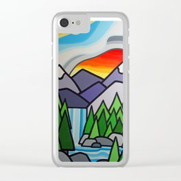 Made It Clear iPhone Case