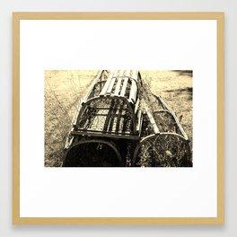Traps Framed Art Print