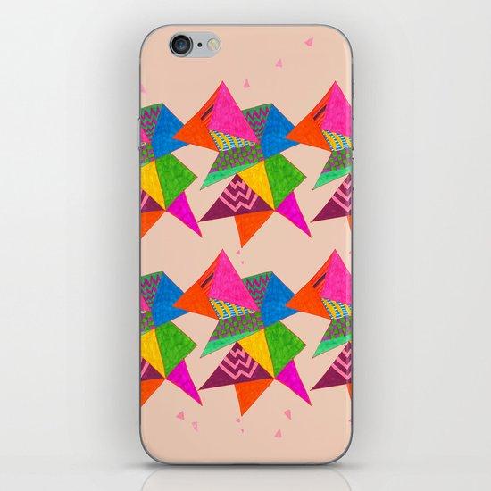 Pop Parade iPhone & iPod Skin