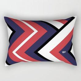 CLASSICO II #minimal #retro #vintage #art #design #kirovair #buyart #decor #home Rectangular Pillow
