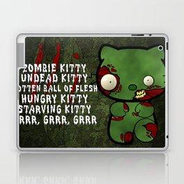 Zombie Kitty Lineup Laptop & iPad Skin