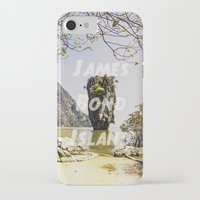 james bond iPhone & iPod Cases featuring James Bond Island (vintage) by Armine Nersisian