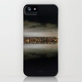 Floating City iPhone Case
