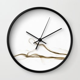 smoke 2 Wall Clock