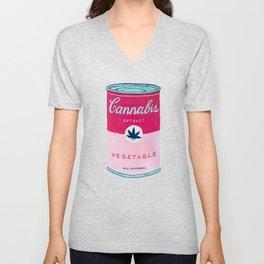 Cannabis Soup Unisex V-Neck