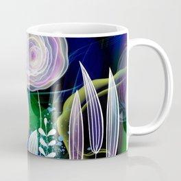 Flower Garden (Night) Coffee Mug
