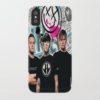 blink 182 iPhone & iPod Cases featuring Blink 182 best decoration design by customgift