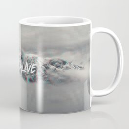 Still Alive (Glitch) Coffee Mug