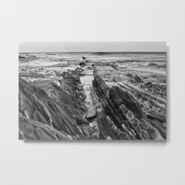Sakoneta Beach (2) Metal Print