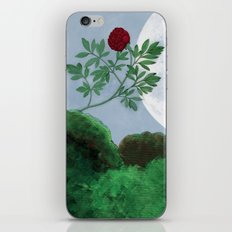 By the Light of the Moon iPhone & iPod Skin