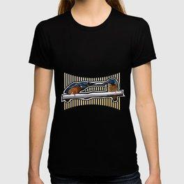 Kingfisher are majestic T-shirt