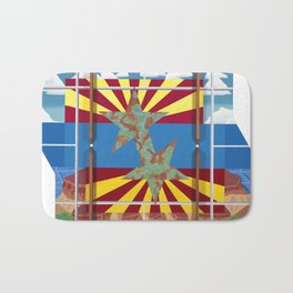 Altered State: AZ Bath Mat