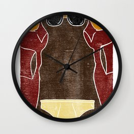 Novidio Wall Clock