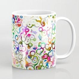 Abstract Microbes Coffee Mug