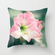 Waiting for the Sun Throw Pillow