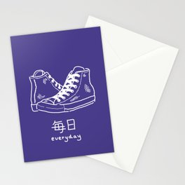 High-Tops (mainichi) Stationery Cards