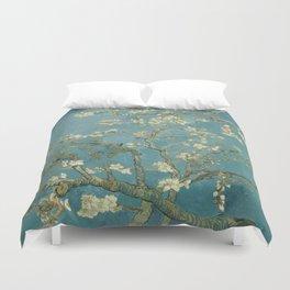 Almond Blossom - Vincent Van Gogh Duvet Cover