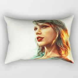 When the Sun Came Up Rectangular Pillow