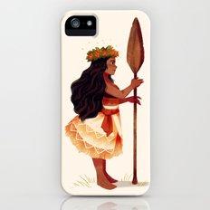 Moana iPhone (5, 5s) Slim Case