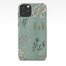 Little Fields iPhone Case