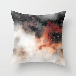 η Theemin Throw Pillow