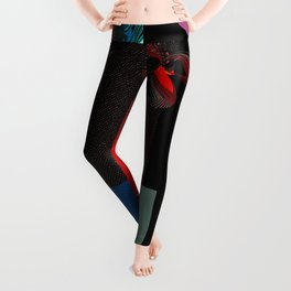 Grace Jones II Leggings