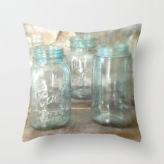 Mass Storage Throw Pillow