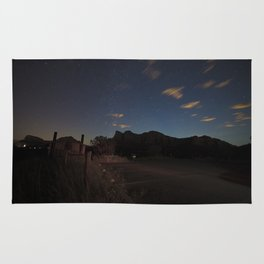 thirty seconds in sedona Rug