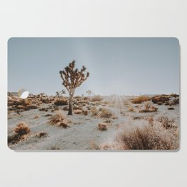 Joshua Tree / California Desert Cutting Board
