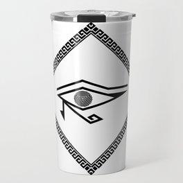 EYE OF COSMICA Travel Mug